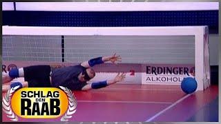 Goalball - Schlag den Raab 46