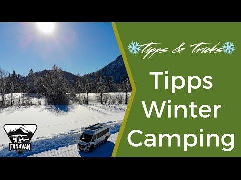 Wohnmobil Wintercamping - Meine Besten Tipps Für Ein Warmes Reisemobil
