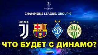 Что будет с Динамо Киев в Лиге Чемпионов Новости футбола сегодня
