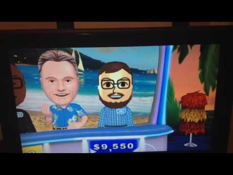 Wii Wheel of Fortune #2 Pt. 2