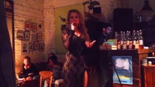 Песни в кафе На Станиславского