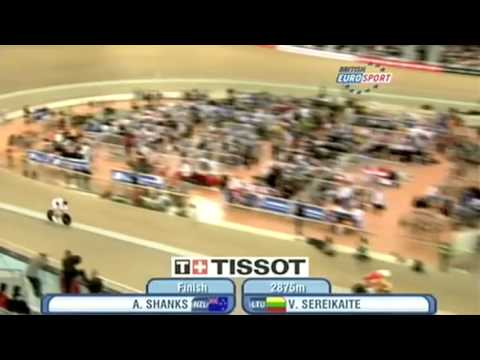 2009-10 World Cup - Beijing - Individual Pursuit (Women)