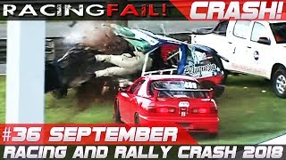 Racing and Rally Crash | Fails of the Week 36 September 2018