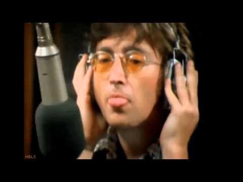 John, Paul, George, Ringo    Dropped (funny moments)
