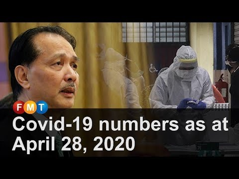 Covid-19 numbers as at April 28, 2020 from YouTube · Duration:  1 minutes 53 seconds
