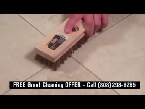Maui Stinky Busters - Tile & Grout Cleaning and Restoration