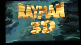 Third Rate Game Play: Rayman 3D