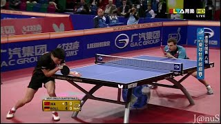 2015 German Open MS-QF: MA Long - BOLL Timo [HD] [Full Match/Chinese]