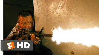 Safe House (2012) - Armed Intruders Scene (2/10) | Movieclips
