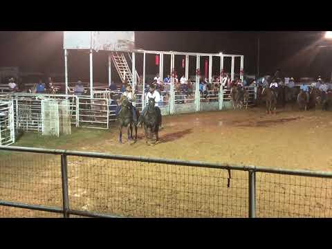 Country Boyz Rodeo 2018 Pony Express 1st Race