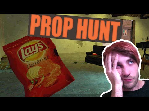 What Are You Bringing? | Prop Hunt /W Jay and Adam