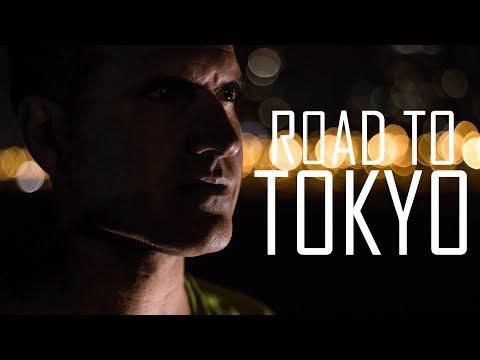 Road to Tokyo - Albert Navarro