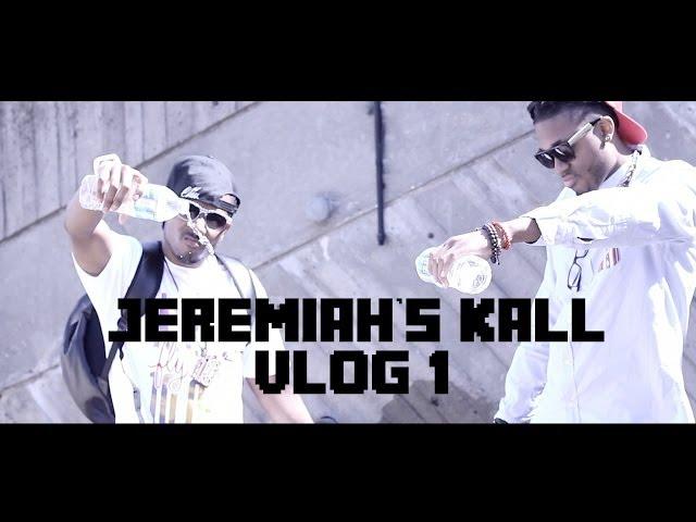 Jeremiah's Kall Vlog 1
