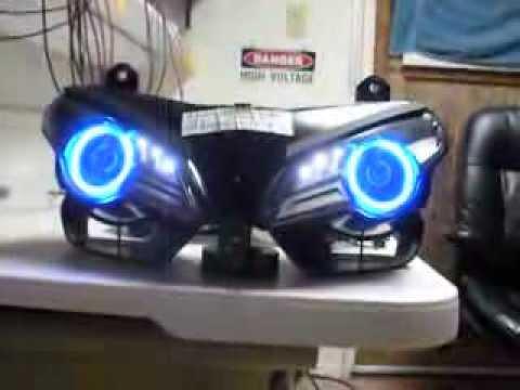 Ducati  Hid Headlights