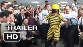 Trailer - The Wolf of Wall Street TRAILER 1 (2013) - Martin Scorsese, Leonardo DiCaprio Movie HD