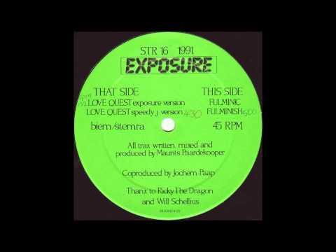 EXPOSURE - FULMINISH (1991)