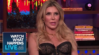 Scheana Shay Responds To Brandi Glanville Comments | Vanderpump Rules | WWHL