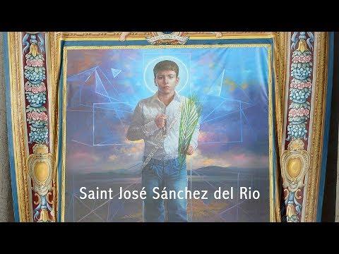 Young Saints Series | Jose Sanchez del Rio