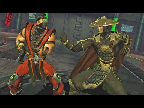 Mortal Kombat Armageddon ERMAC (TRAJE ALTERNATIVO) VERY HARD (PS2)【TAS】 thumbnail
