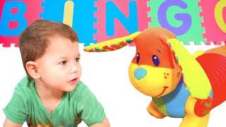 Bingo | Canción Infantil | Canciones Infantiles Like Nicole