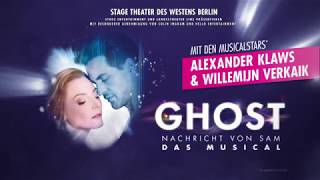 GHOST - DAS Musical // neuer Trailer Berlin