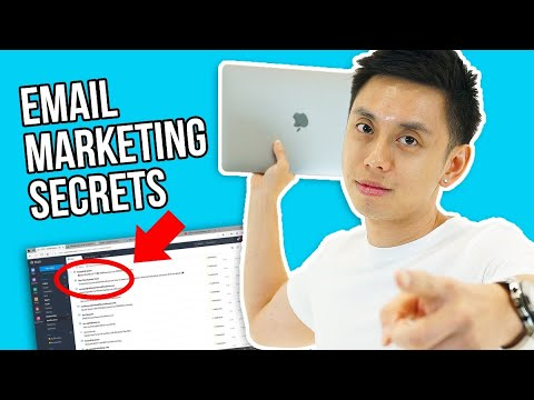 Email Marketing – Simple List Building Tips to Explode Your List (Traffic Secrets #3)
