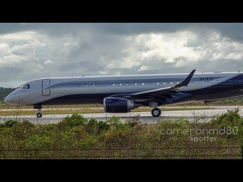 Tyler Perry's Private Jet | N378TP