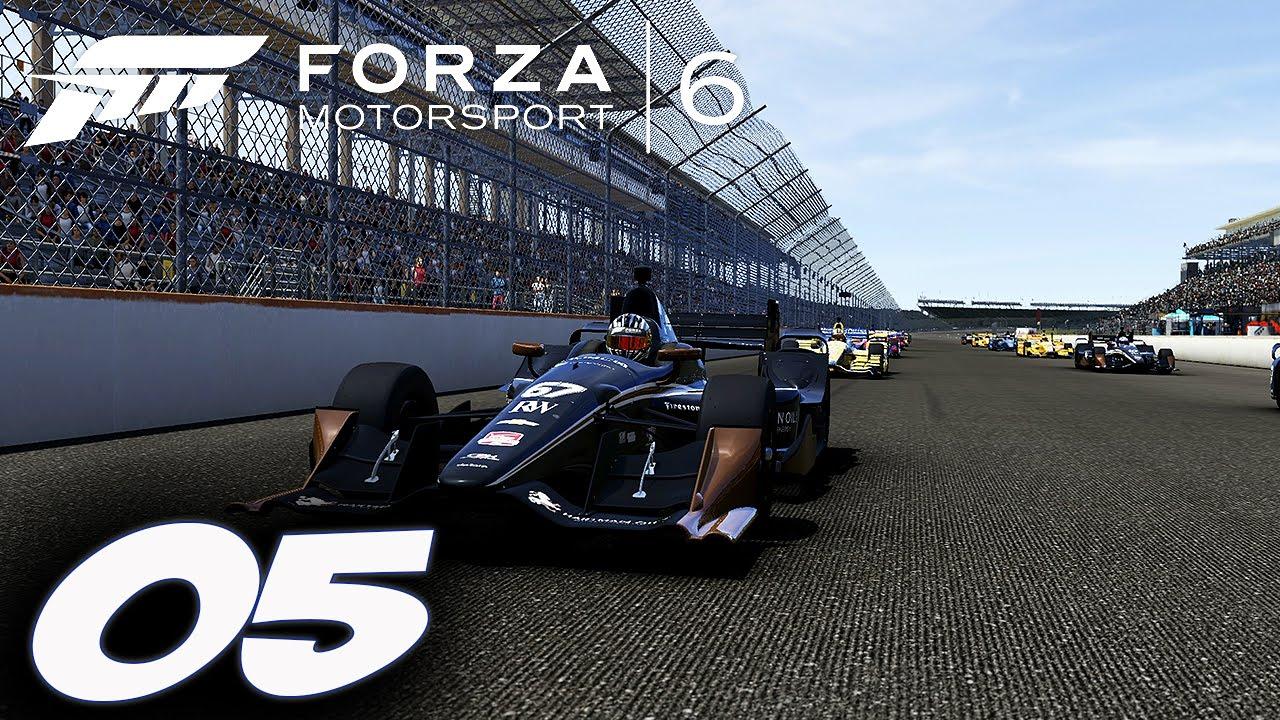 let 39 s play forza motorsport 6 005 fuzzy mit ber 370. Black Bedroom Furniture Sets. Home Design Ideas