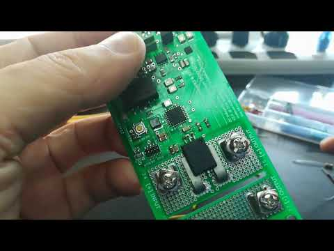 CANbus Current And Voltage Sensor Part 16 - Rewiring The USB And Current Inputs