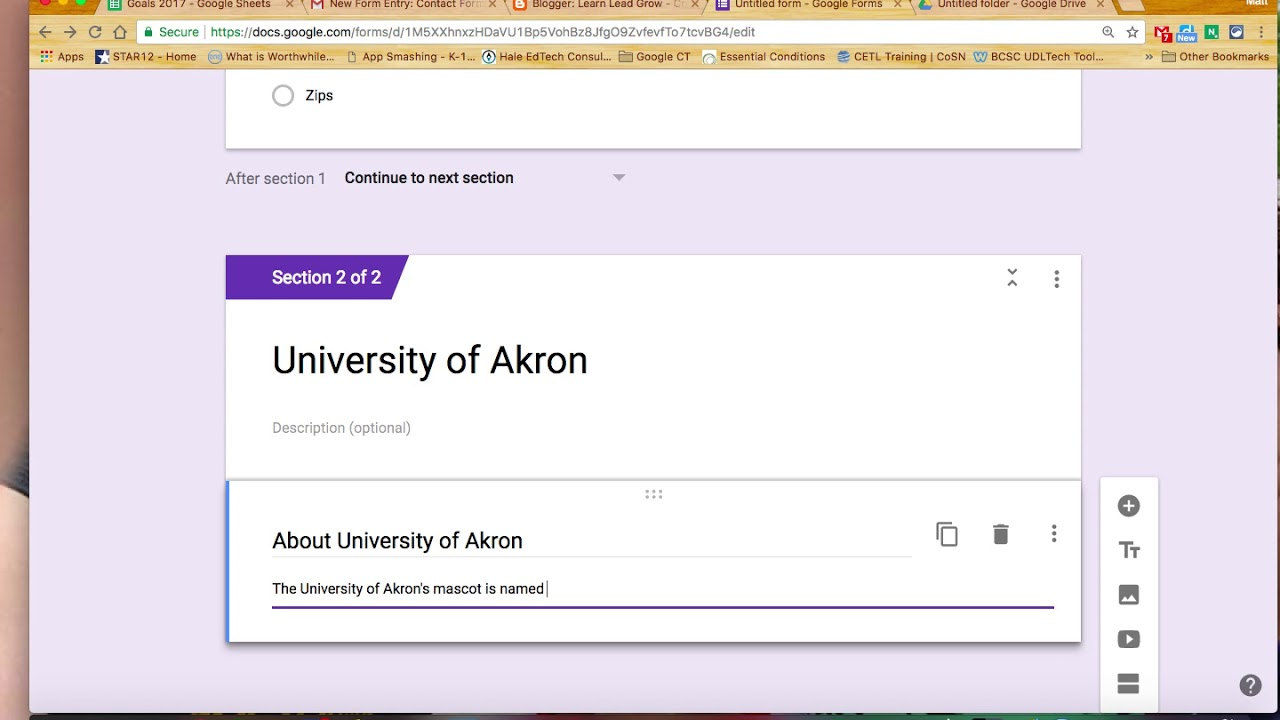 3 Easy Steps to Use Google Forms to Go to a Section Based on ...