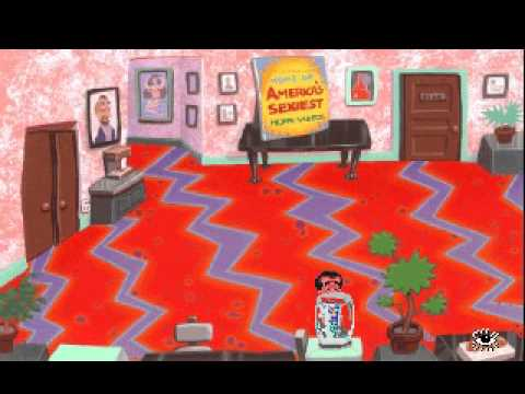 DOS Game: Leisure Suit Larry 5 - Passionate Patti Does a Little Undercover Work  