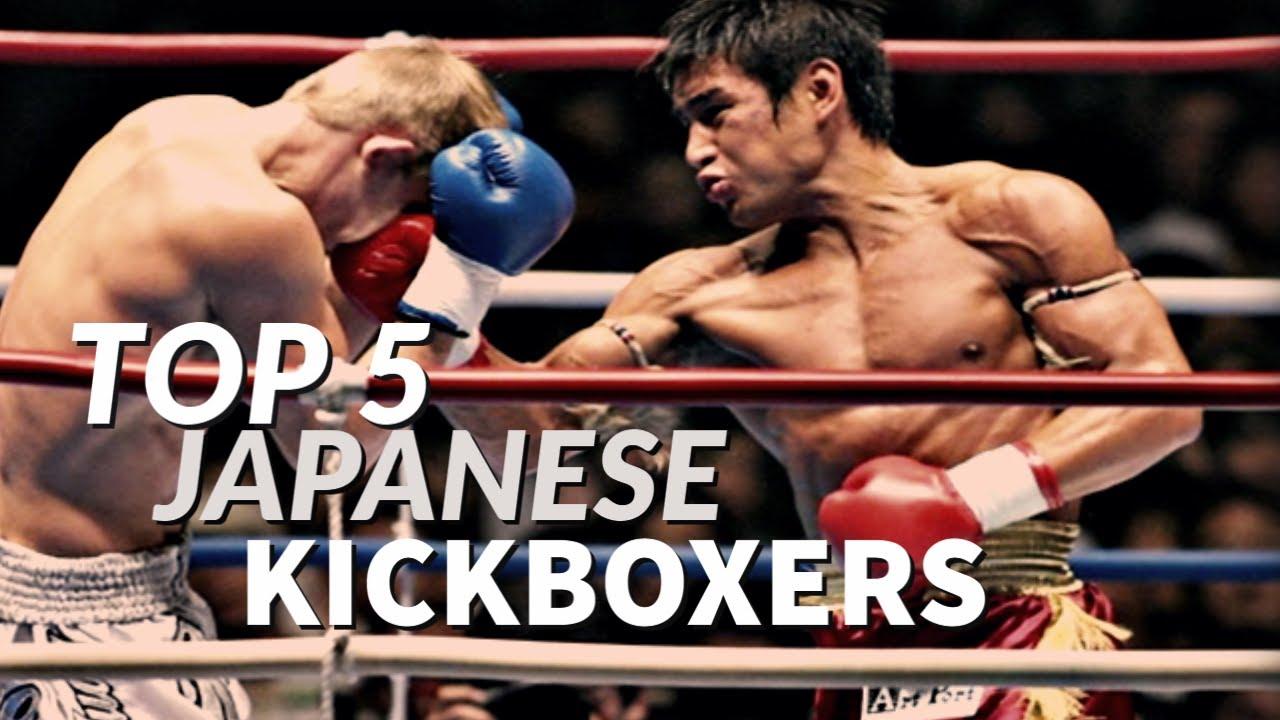 Download Top 5 Japanese Kickboxers