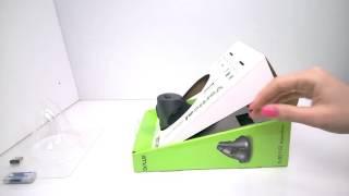 Mysz wertykalna pionowa Vertical Mouse Delux M618 PREZENTACJA TEST