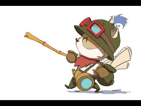 LoL - Captain teemo reporting for duty! - YouTube  LoL - Captain t...