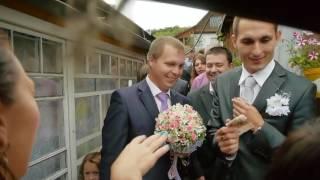 Крутой сельский свадебный выкуп