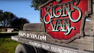 The Story Behind Signs by Van