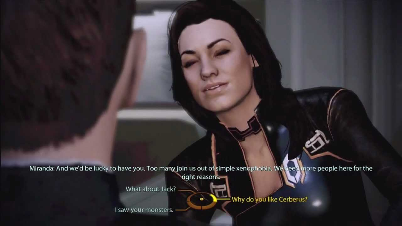 The Best And Worse Mass Effect Characters To Date Ranking