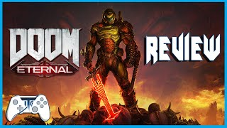 DOOM Eternal Review - Things just got more CRAZY! (Video Game Video Review)