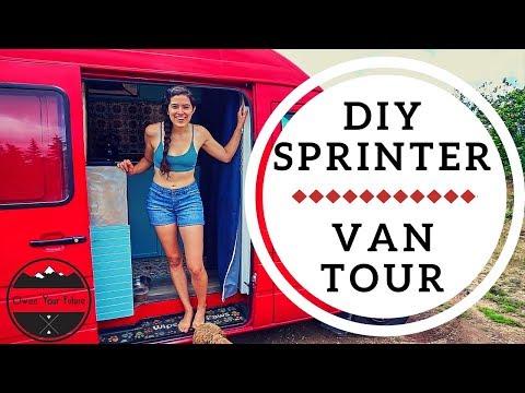 van-tour:-two-engineers-build-a-pinterest-inspired-custom-sprinter-van-in-6-weeks