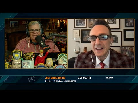 Jim Brockmire on the Dan Patrick Show (Full Interview) 3/19/21