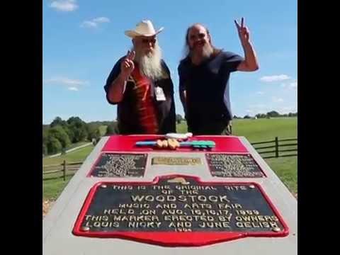 Zac Brown Band - Great American Road Trip - Hop Visits Woodstock Thumbnail image