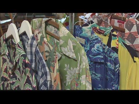 Exploring with Aloha: The Aloha Shirt