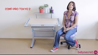 Обзор по парте Comf-pro Tokyo 2