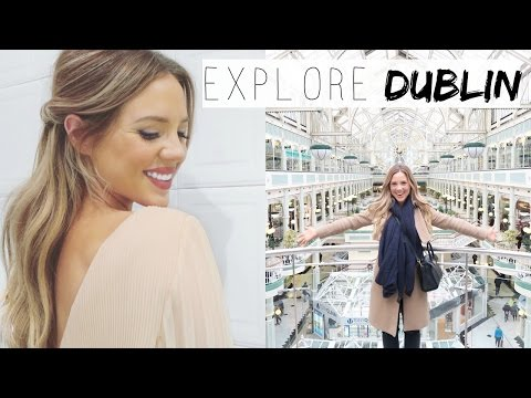 Come With Me To DUBLIN || NARS & BENEFIT Event!