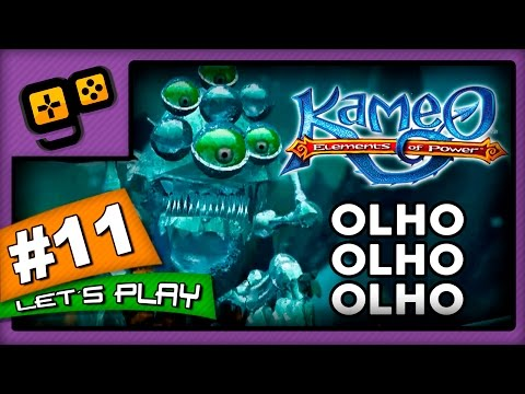 Let's Play: Kameo Elements of Power - Parte 11 - Olho,Olho,Olho