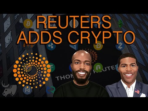 The Gentlemen of Crypto EP. 217 - Reuters Adds Crypto, NFL and Crypto, Thailand Movies Accept Crypto