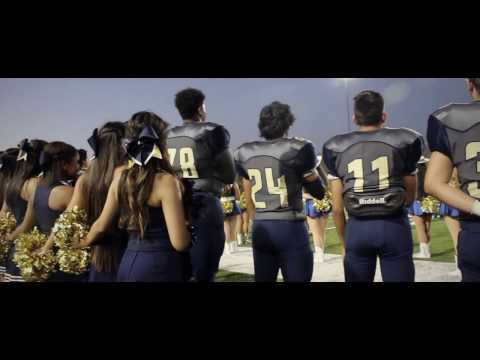 """One Last Time"" - Akins Football 2016-17 Documentary"