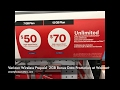 Verizon Wireless Prepaid  2GB Bonus Data Promotion at Walmart