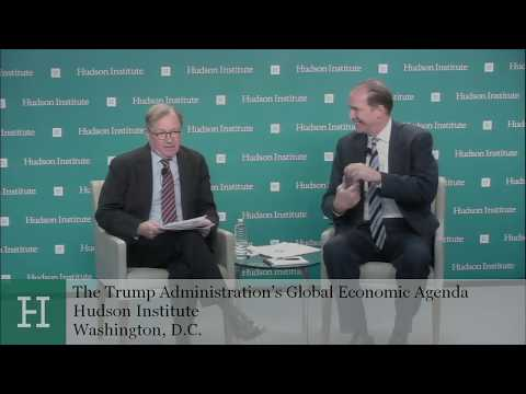 The Trump Administration's Global Economic Agenda: A Discussion with Under Secretary of the Treasury