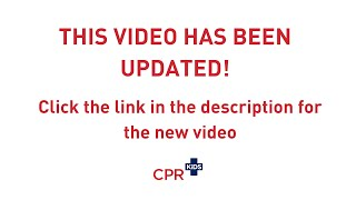 CPR Kids: Cardiopulmonary Resuscitation (CPR) for  children aged 1-8 years